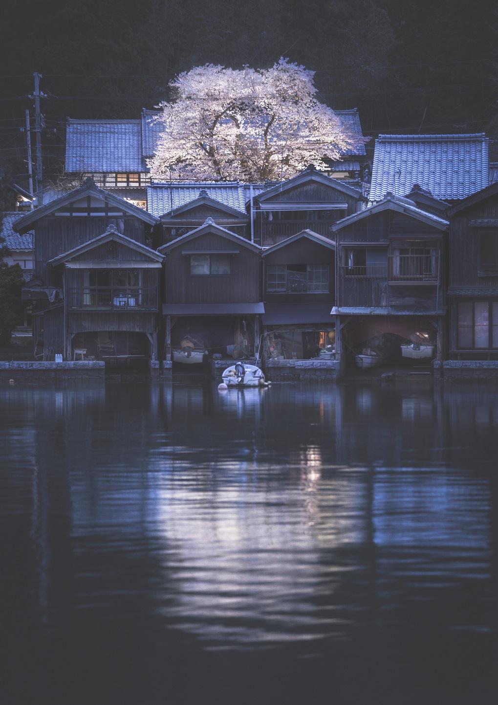 伊根,京都,船