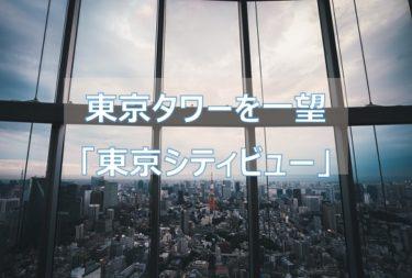東京タワーを一望! 六本木ヒルズ展望台 「東京シティビュー」