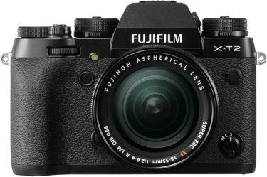 サブカメラとしてFUJIFILM X-T2がほしい