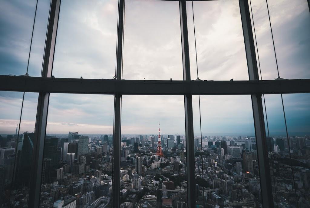 東京タワー,六本木ヒルズ,展望台